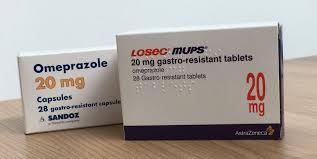 Losec  Omeprazole 20mg