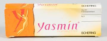 Yasmin Schering 5X21 Tablets