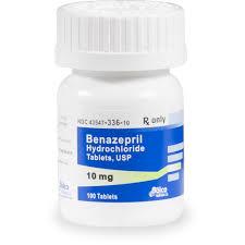 Cibacin Benzapril 10mg Novartis 35 Tablets