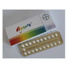Gynera Schering Birth Control 5X21 TabletS
