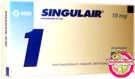Singulair Montelukast sodium 5mg  MSD 28Tablets