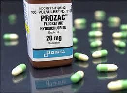 Prozac  Fluoxetine 20mg 120 Caps