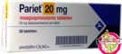 Pariet Rabeprazole 20mg Janssen 35 Tablets