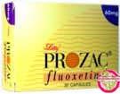 Prozac  Sarafem Fluoxetine 20mg  Lilly 112 Caps