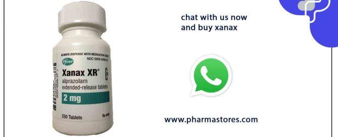Long term effects of Xanax
