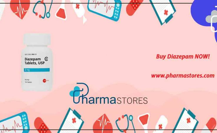 Buy Diazepam 2mg online UK