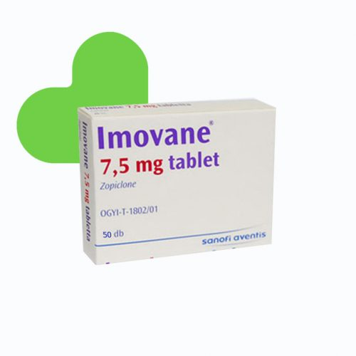 Imovane Zopiclone 7.5mg 14 tablets